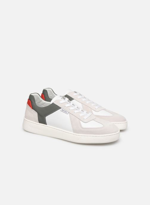 Baskets PS Paul Smith Cross Blanc vue 3/4