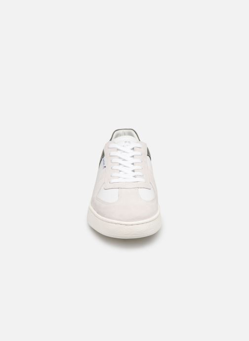 Baskets PS Paul Smith Cross Blanc vue portées chaussures