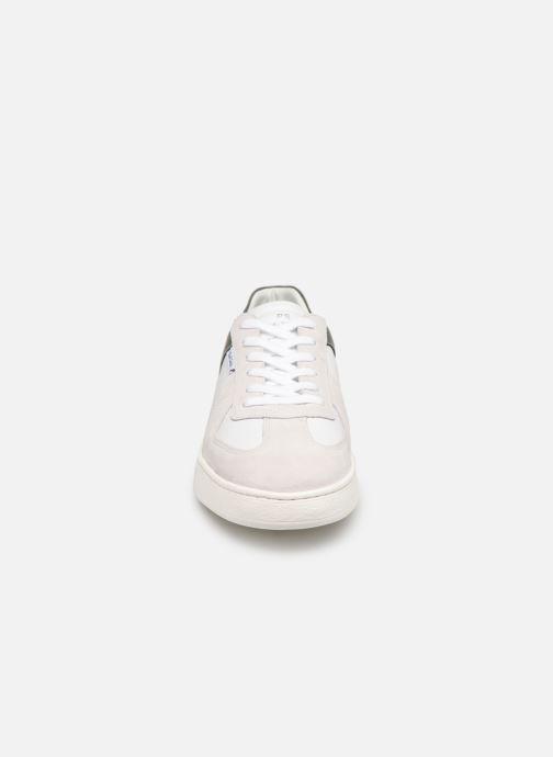 Baskets PS Paul Smith Cross Blanc vue portées chaussures