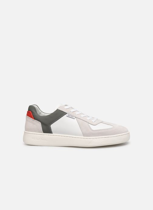 Baskets PS Paul Smith Cross Blanc vue derrière