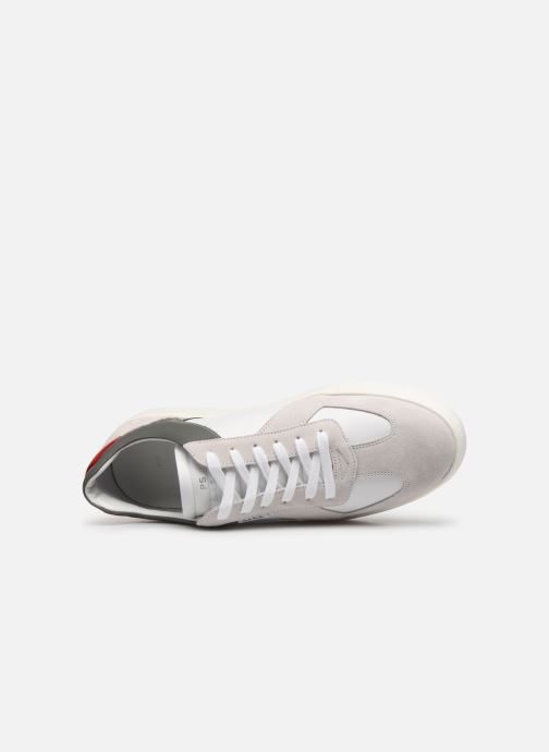 Baskets PS Paul Smith Cross Blanc vue gauche