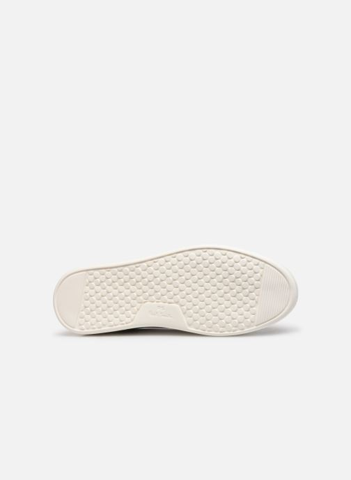 Baskets PS Paul Smith Cross Blanc vue haut