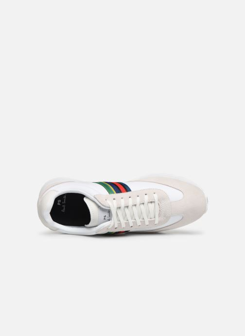 Baskets PS Paul Smith Prince Blanc vue gauche