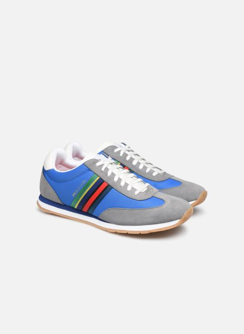 Baskets PS Paul Smith Prince Bleu vue 3/4