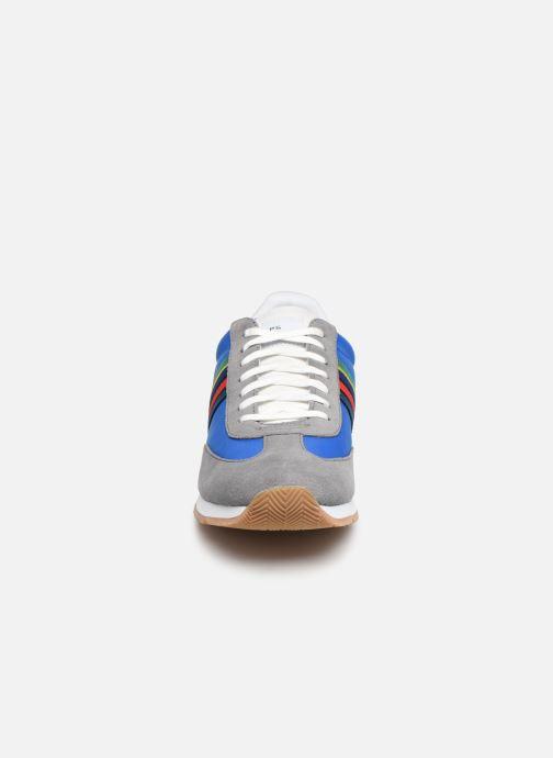 Baskets PS Paul Smith Prince Bleu vue portées chaussures