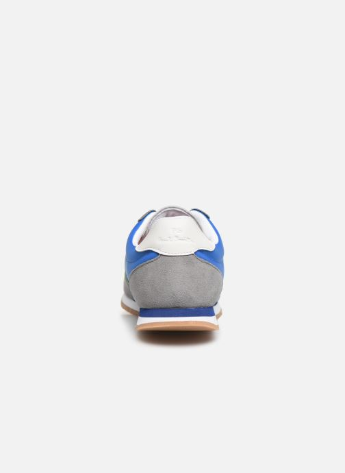 Baskets PS Paul Smith Prince Bleu vue droite
