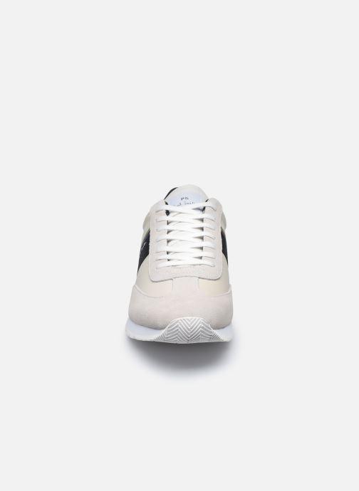 Baskets PS Paul Smith Prince Blanc vue portées chaussures