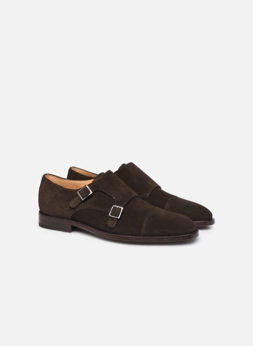 Schuhe mit Schnallen PS Paul Smith Frank braun 3 von 4 ansichten