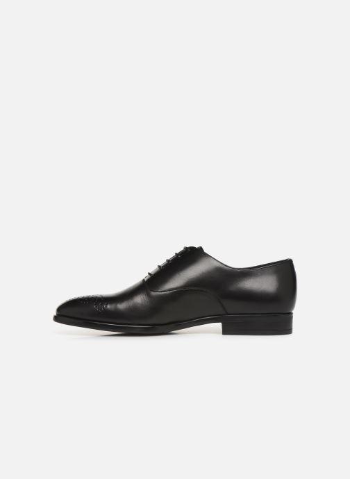 Chaussures à lacets PS Paul Smith Guy Noir vue face