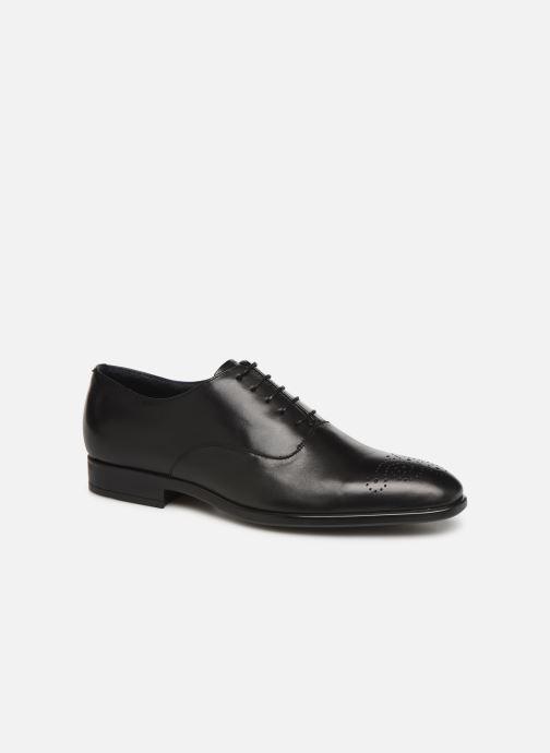 Chaussures à lacets PS Paul Smith Guy Noir vue détail/paire