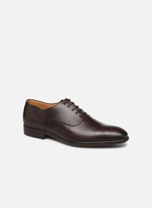 Chaussures à lacets PS Paul Smith Guy Marron vue détail/paire