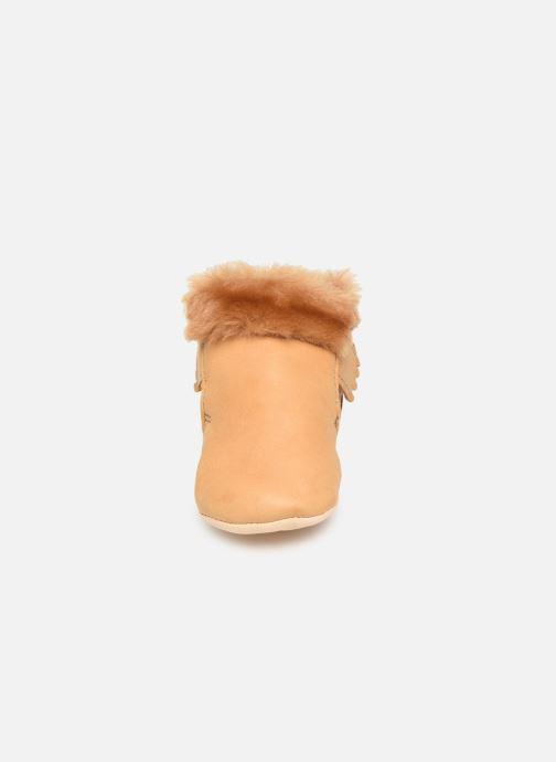 Pantoffels Easy Peasy Foumoo Bruin model