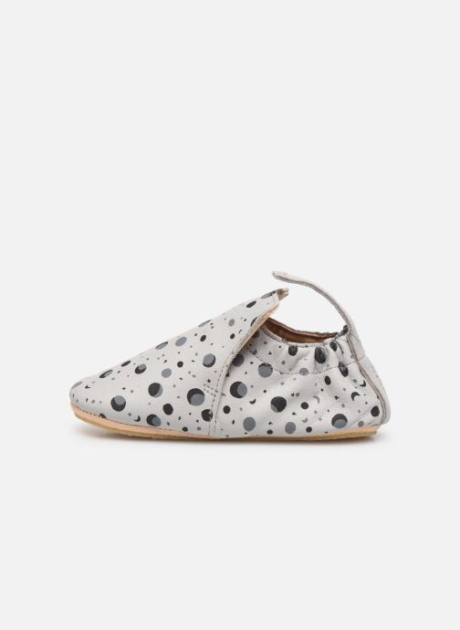 Chaussons Easy Peasy Blublu Eclipse Gris vue face