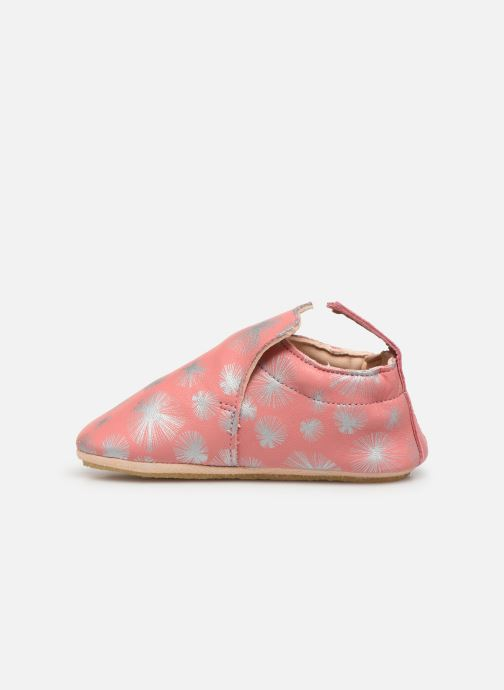 Chaussons Easy Peasy Blublu Panpan Rose vue face