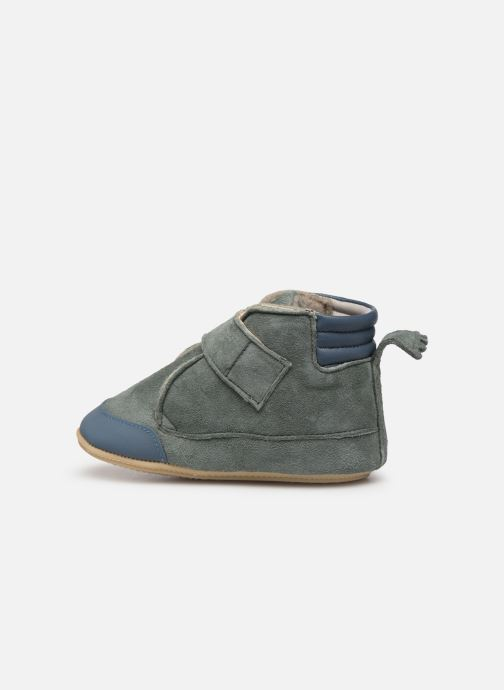 Chaussons Easy Peasy Itimb Gris vue face