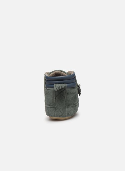 Chaussons Easy Peasy Itimb Gris vue droite