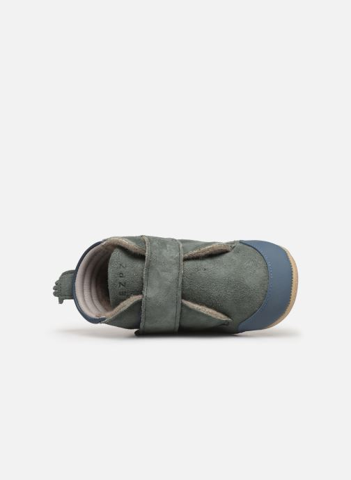 Chaussons Easy Peasy Itimb Gris vue gauche