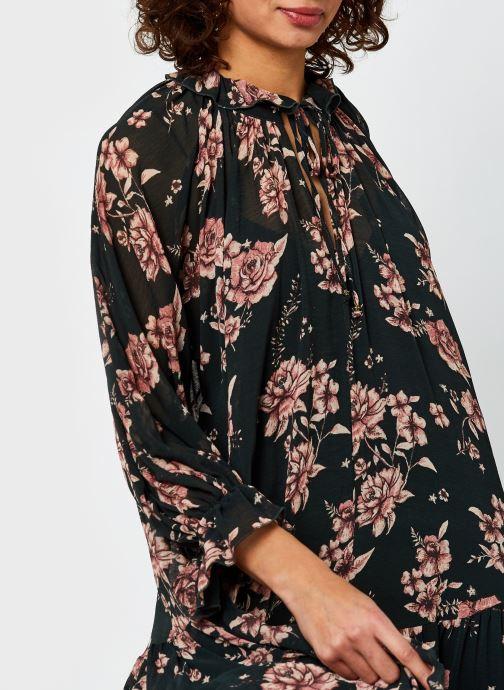 Vêtements Free People FEELING GROOVY MAXI Multicolore vue face