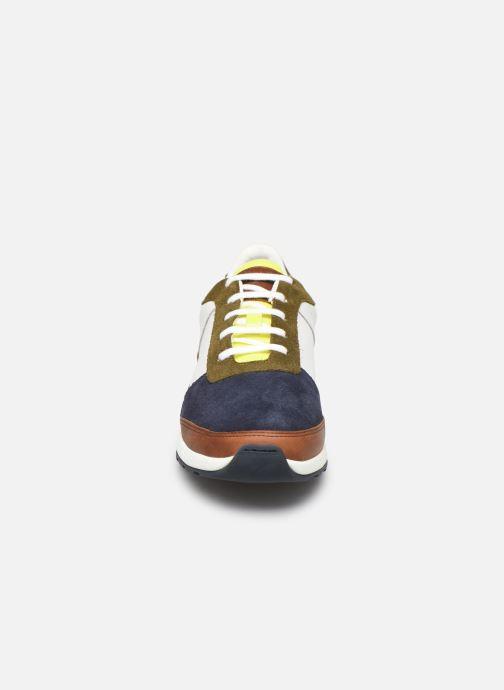 Baskets Piola CALLAO Multicolore vue portées chaussures