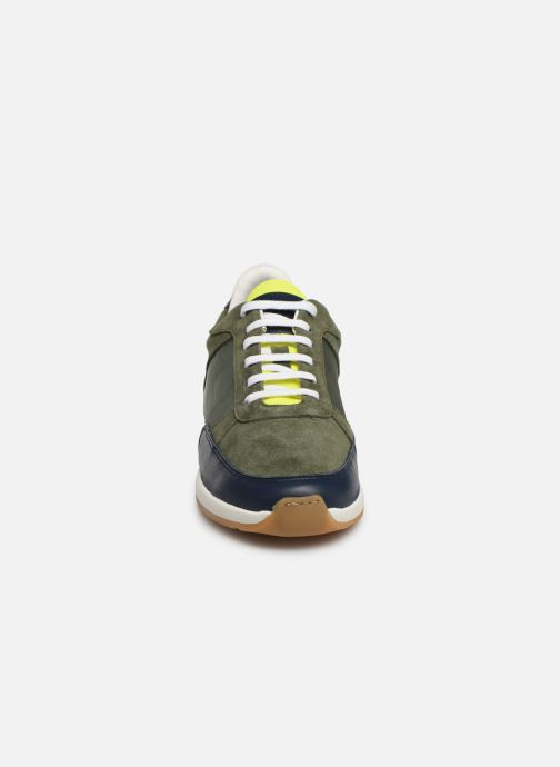Baskets Piola CALLAO Vert vue portées chaussures