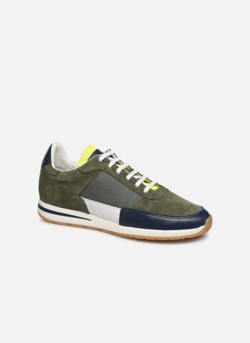 Sneakers Piola CALLAO Groen detail