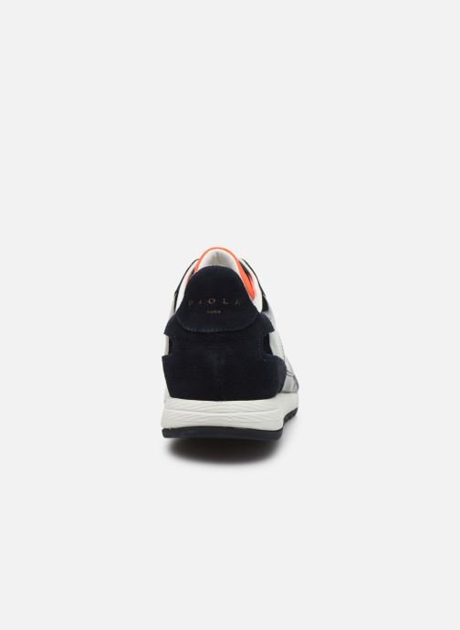 Trainers Piola CALLAO Multicolor view from the right