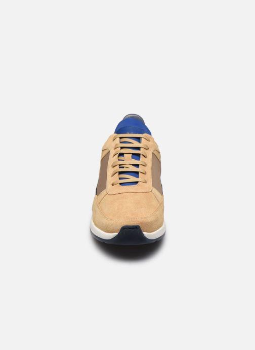 Sneakers Piola CALLAO Marrone modello indossato