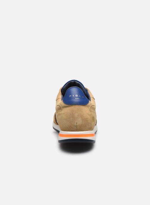 Sneakers Piola CALLAO Marrone immagine destra