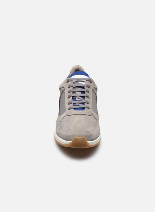 Baskets Piola CALLAO Gris vue portées chaussures