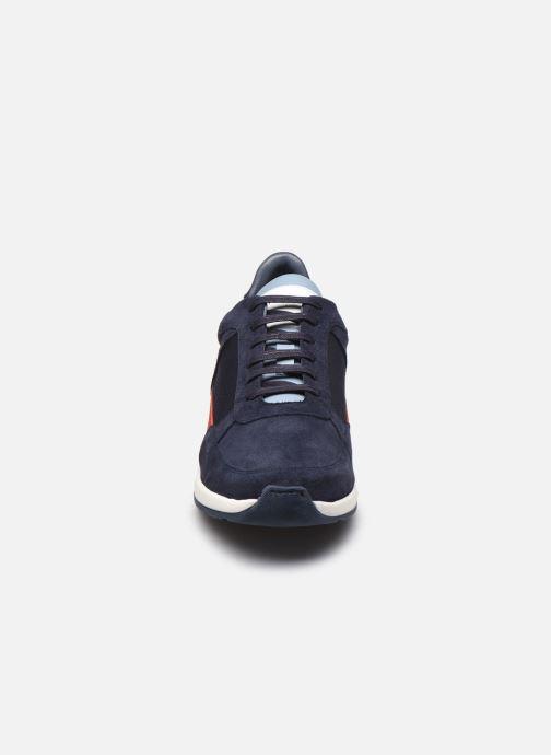 Sneakers Piola CALLAO Azzurro modello indossato