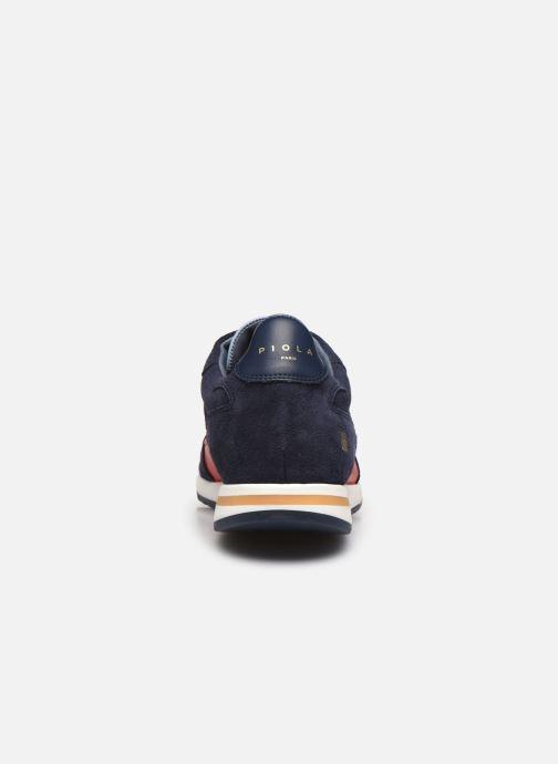 Sneakers Piola CALLAO Azzurro immagine destra