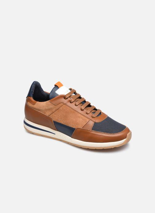 Sneaker Piola CALLAO braun detaillierte ansicht/modell