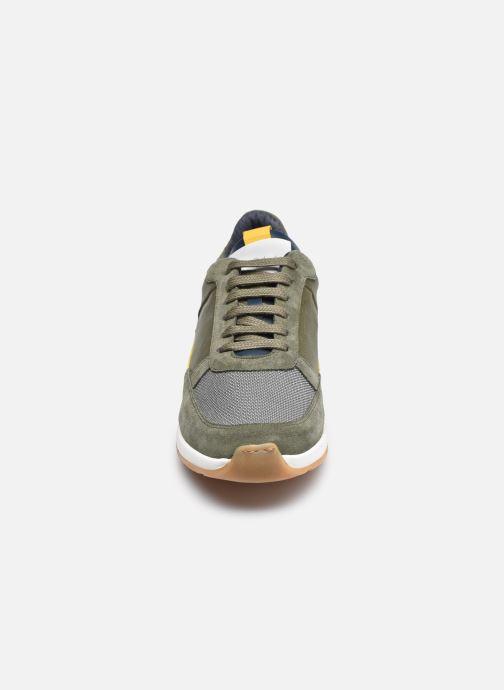 Sneaker Piola CALLAO grün schuhe getragen