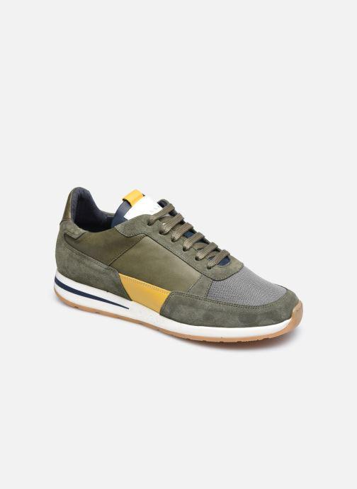 Sneaker Piola CALLAO grün detaillierte ansicht/modell