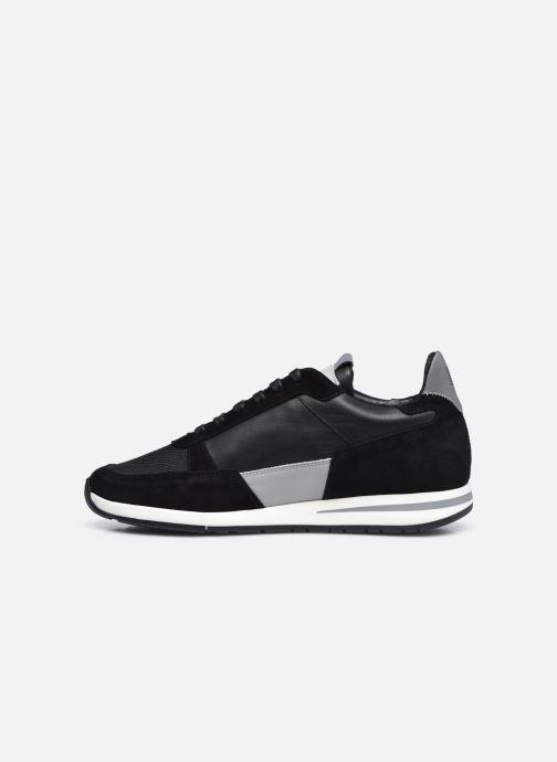 Sneaker Piola CALLAO schwarz ansicht von vorne