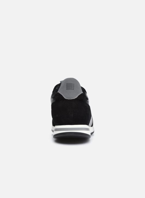 Sneaker Piola CALLAO schwarz ansicht von rechts