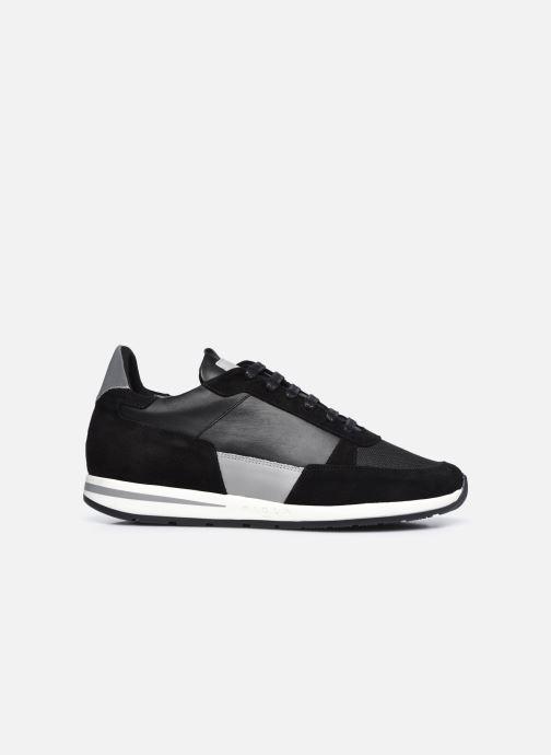 Sneaker Piola CALLAO schwarz ansicht von hinten