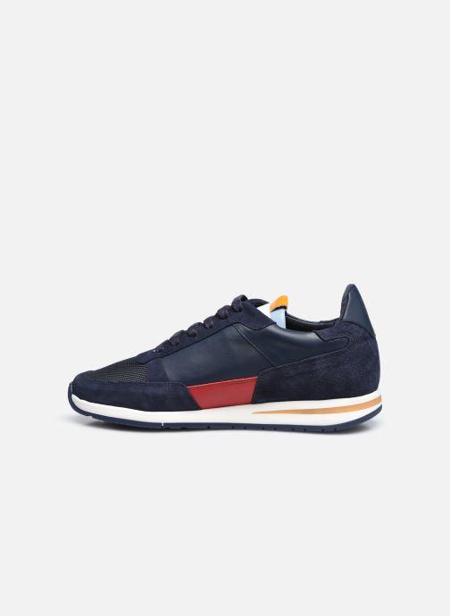 Sneaker Piola CALLAO blau ansicht von vorne