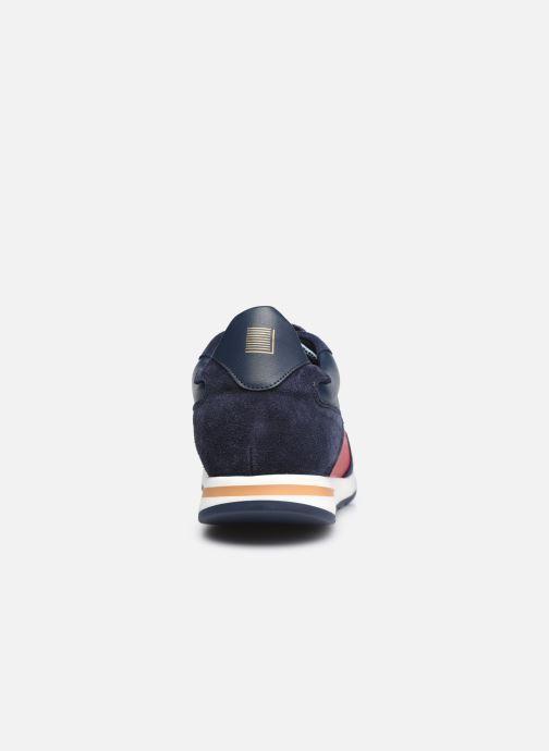 Sneaker Piola CALLAO blau ansicht von rechts