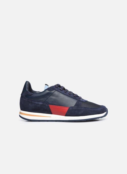 Sneaker Piola CALLAO blau ansicht von hinten