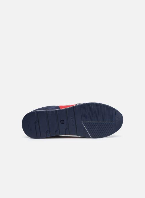 Sneaker Piola CALLAO blau ansicht von oben