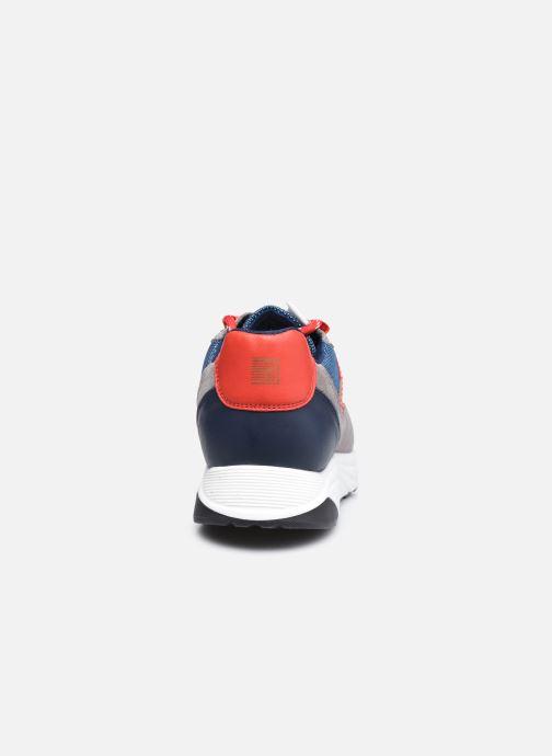 Sneaker Piola ICA grau ansicht von rechts