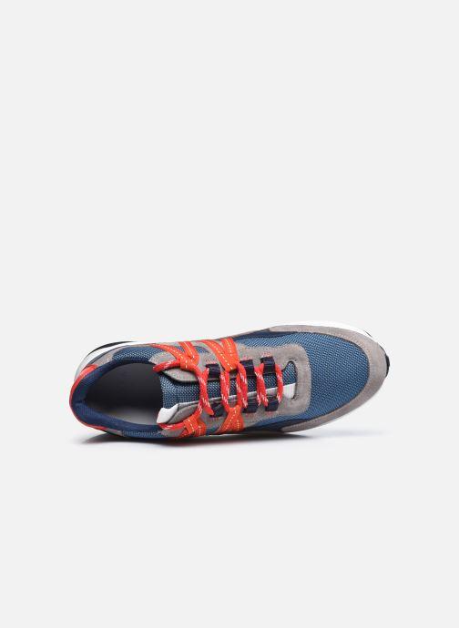 Sneaker Piola ICA grau ansicht von links