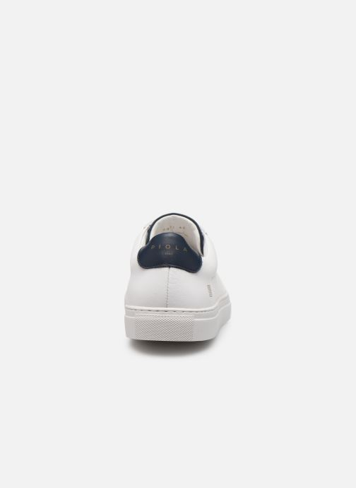 Trainers Piola HUARAZ White view from the right