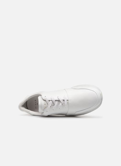Trainers Piola PUNTA HERMOSA White view from the left