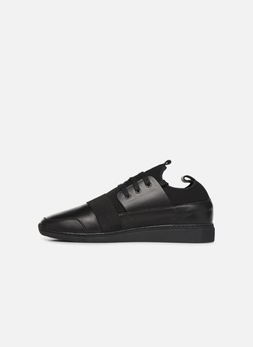 Baskets Piola RIMAC Noir vue face