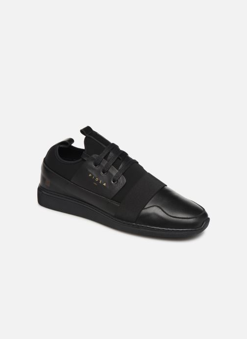 Baskets Piola RIMAC Noir vue détail/paire