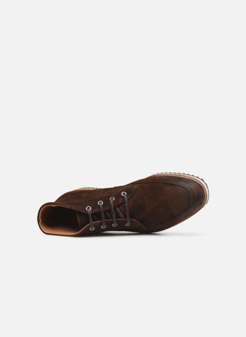 Sneakers Piola MANCORA Brun se fra venstre