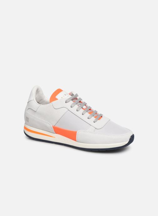 Trainers Piola CALLAO White detailed view/ Pair view