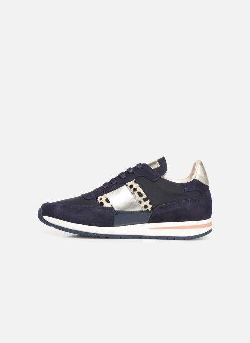 Trainers Piola CALLAO Black front view